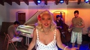SHINY STOCKINGS - Gunhild Carling in SPAIN with le dancing pepa