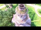 Красивейшая заброшенная старая церковь,с.Кармыш,Куменский район