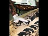 Традиционная японская техника нанесения тату - Тебори