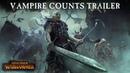 Total War: WARHAMMER - Вампиры, Манфред фон Карштайн Full HD (1080p)