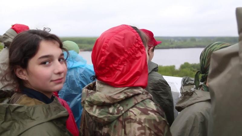 Великорецкий Крестный ход 2018 с клубом ПОКРОВ