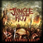 Jungle Rot альбом What Horrors Await (Reissue)