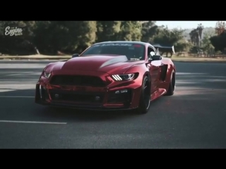 mustang s550 bagged