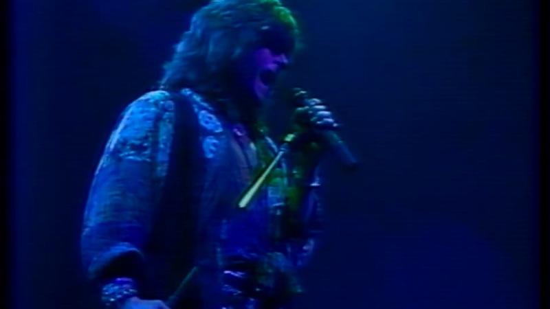 Deep Purple feat. Joe Lynn Turner - Live In Budapest Feb 5, 1991
