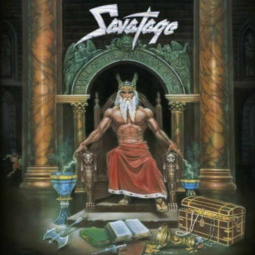 Savatage альбом Hall of the Mountain King (2011 Edition)