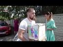 Жителям горловского социального общежития оказана гуманитарная помощь
