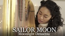 Sailor Moon Moonlight Densetsu Star Locket Theme Harp Cover