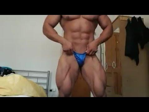 Amro Al Amleh Posing Video