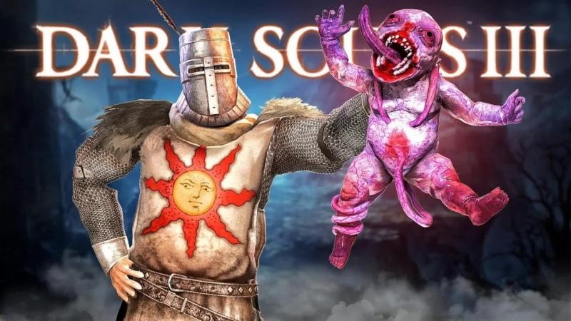 Без смертей в Dark Souls 3 не возможно НГ Играем за пироманта