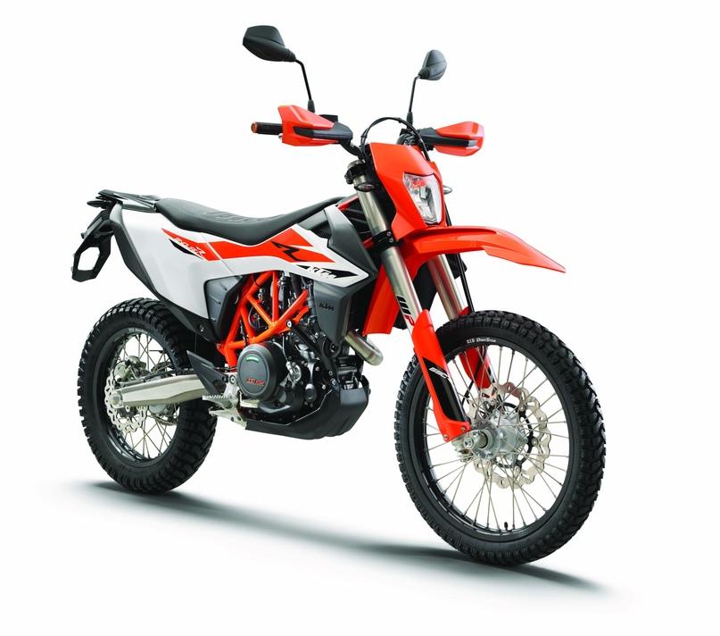 EICMA 2018: обновленный мотоцикл KTM 690 Enduro R 2019