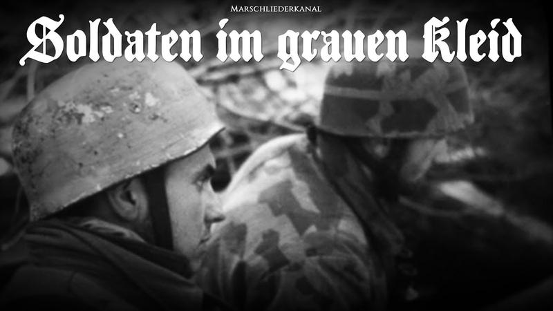 """Fallschirmjägerlied • """"Soldaten im grauen Kleid"""" [Liedtext]"""