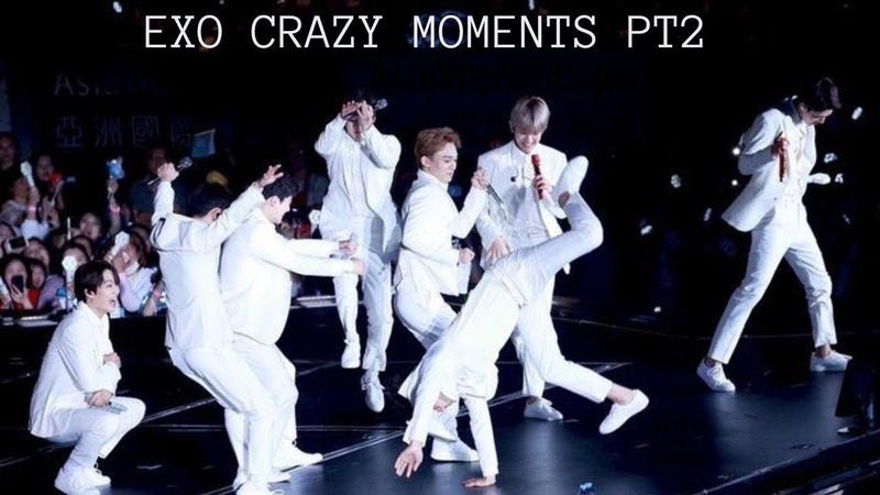 28 сент. 2018 г.EXO Crazy Moments😂 (Pt2)