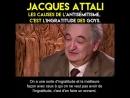 Selon Attali le monde les goys a une dette envers les juifs