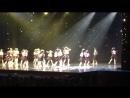 Наши девочки танцуют в TODES