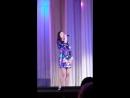 Каролина Захарова - Mercy - отчетный концерт театра танца Чарли в ДКЖ 22.05.2018