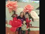 А сегодня у-нас цветочное настроение! Главное чтоб оно продолжалось как можно дольше!Хотя бы 5 минут!! #розы #настроение #цветна