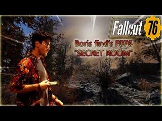 Fallout 76- Boris finds F076