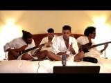 Ruggero Pasquarelli &amp The Room Service - CALYPSO (LUIS FONSI) Live