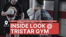 Sparring PRO MMA Fighters - Inside Look @ Tristar Gym Part 1