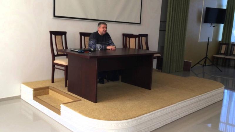 Адвокат Потапов о ГИБДД при ДТПП