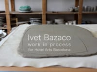 Ivet Bazaco Work in Process