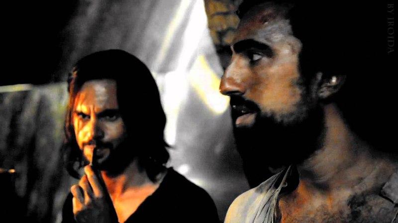 Da Vinci's demons Демоны да Винчи Однажды во Флоренции Часть 3 Crack Season3