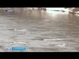 Гидрологи составили прогноз вскрытия главных рек республики