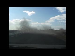 20180819 - ДТП в районе Сызрани на трассе М-5 Урал