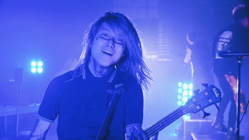 Crossfaith - LIVE IN JAPAN -AT MAKUHARI MESSE- (02.08.2017)