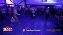 Darya Antipova, Ksenia Fuentes and Elina Rybakova Salsa Dancing at Salsa Stars Party, Fri 15.02.2019