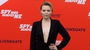 Ivanna Sakhno The Spy Who Dumped Me World Premiere
