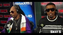 Jamie Foxx and Snoop Dogg Freestyle .. So Dope May 2018