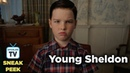 Young Sheldon 2x01 Sneak Peek 1 A High-Pitched Buzz and Training Wheels