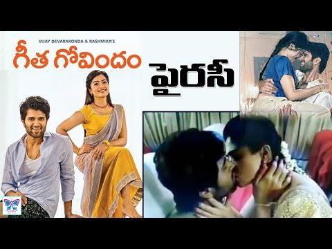 Geetha Govindham Movie Anti Piracy Video    Vijay Devarakonda   Rashmika Mandanna   Myra Media
