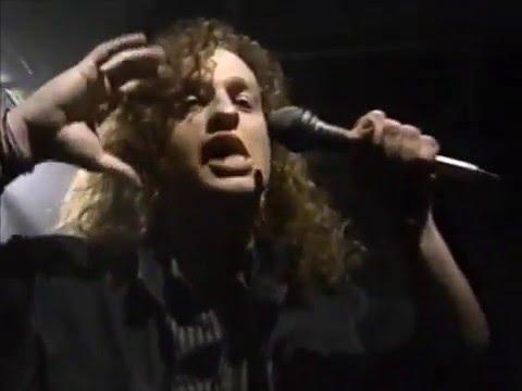 Voivod - Lancement de l'album Nothingface - Solidrok 1990