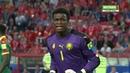 Камерун - Чили 0:2 - 18.06.2017.