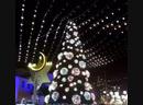 Новогоднее настроение в Хайфе