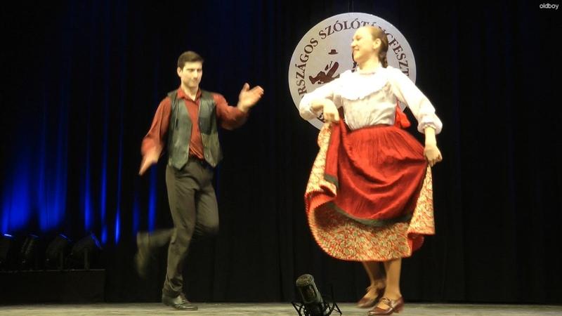 Zita és Márton - Désfalvi és szászcsávási cigánytáncok