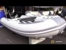 2017 Zodiac Cadet 300 Inflatable Boat - Walkaround - 2017 Annapolis Sail Boat Show