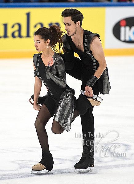 Анастасия Шпилевая - Григорий Смирнов/ танцы на льду - Страница 13 LB3fUeISli0