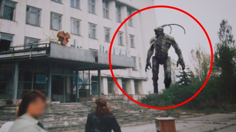 5 CHERNOBYL CREATURES CAUGHT ON CAMERA SPOTTED IN REAL LIFE! 3
