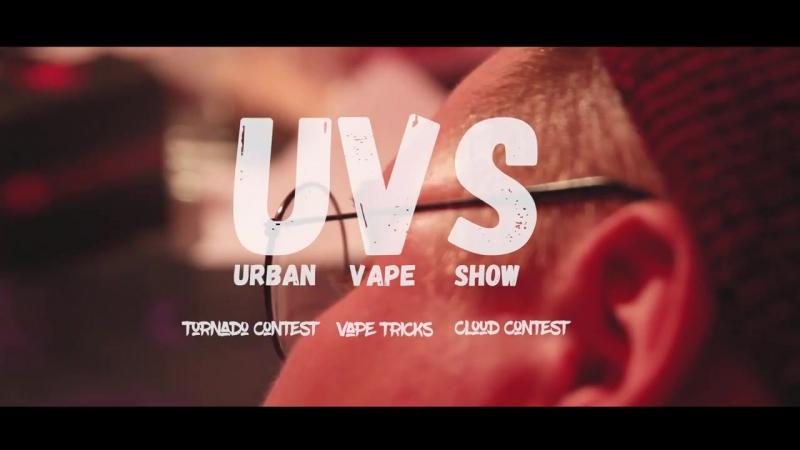 Top-Day: Creative Agency - участие в организации Urban Vape Show