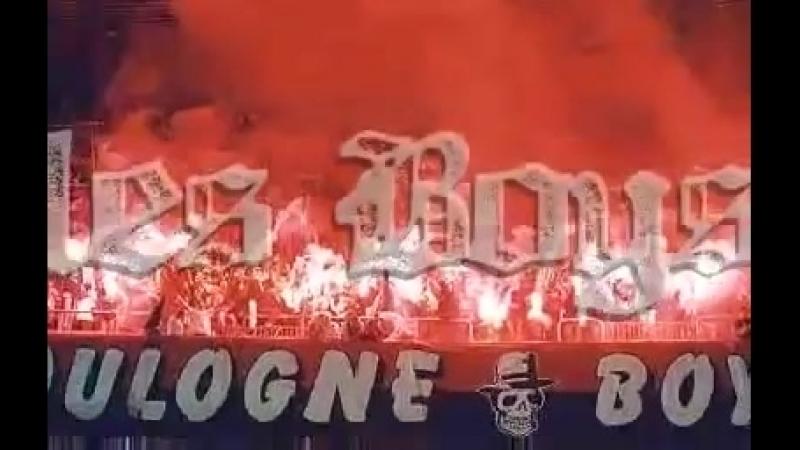 PSG BOULOGNE BOYS 1985