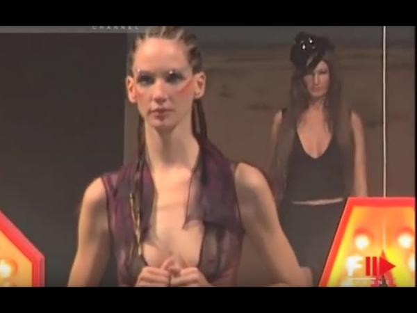 ANTONIO BERARDI SS 1998 Paris 4 of 5 pret a porter woman by Fashion Channel