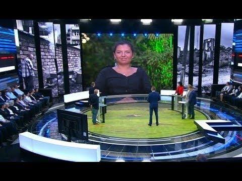 Маргарита Симоньян об откровенных ФЕЙКАХ западных СМИ о конфликте в Осетии Неистовое ВРАНЬЕ