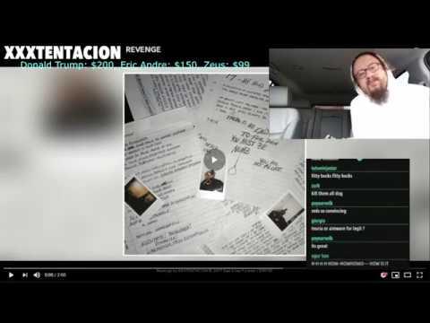 Sam Hyde Reacts To XXXTENTACION Revenge comments ON STREAM