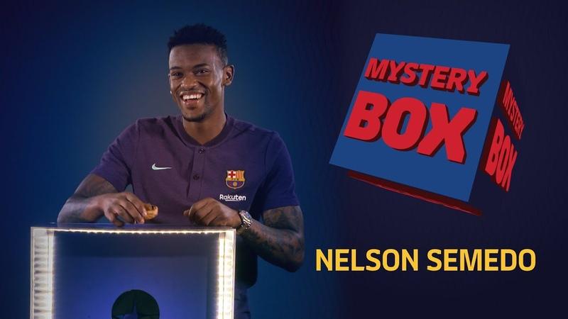 Тайная коробочка для Нелсона Семеду