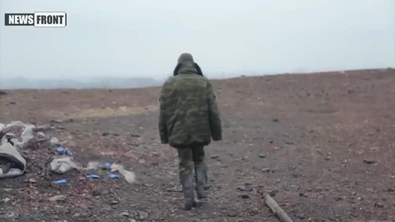 Привет из Горловки Документальный проект News Front Донбасс На линии огня
