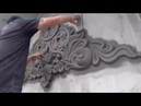 Amazing Easy Construction- ( NICE CURVE ) Rendering Sand and Cement