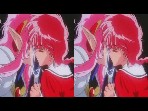 Magic Knight Rayearth Opening (Hikari to Kage wo Dakishimeta Mama)